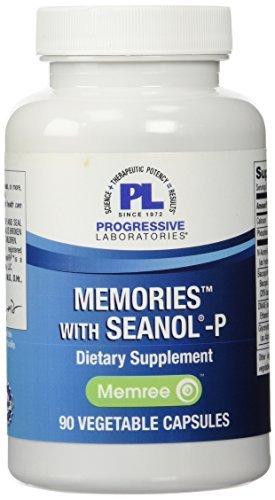 Progressive Laboratories Memories with Seanol-P Supplemen...