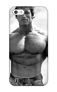 Hot New Design Shatterproof Case For Iphone 5/5s (arnold Schwarzenegger) 5950614K34535871