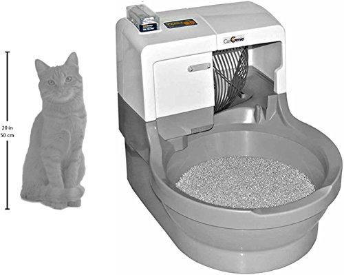 Catgenie  Self Washing Self Flushing Cat Box Canada