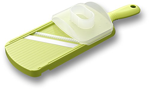 Kyocera Advanced Ceramic Wide Julienne Slicer, Green