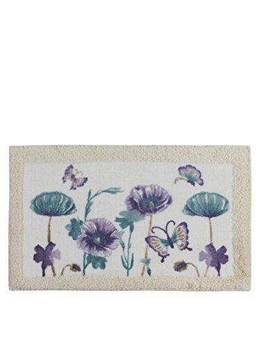 Creative Bath Garden Gate Rug, Lilac (20x30)
