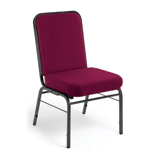 Ofm Ganging Bracket - OFM Stack Chair with Ganging Brackets (Set of 4)