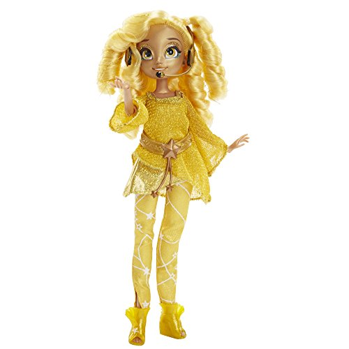 Disney Star Darlings Starland Leona Fashion Doll with Musical Instrument (Disney Star)