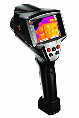 Testo Large Display Deluxe Thermal Imager Kit, FPA