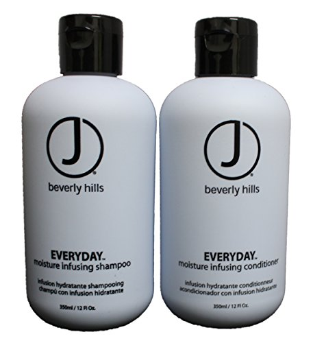 J Beverly Hills Everyday Shampoo 12 oz + Conditioner 12 - Shopping Hills Beverly In