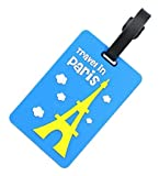 [C] Set of 2 Travel Accessories Travel Luggage Tags/ID Holder