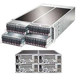 Supermicro System SYS-F627R2-RT+ 4U Xeon E5-2600 LGA2011 Socket R 8x2.5inch/4x2.5inch Hotswap 1280W Redundant Retail (SYS-F627R2-RT+)
