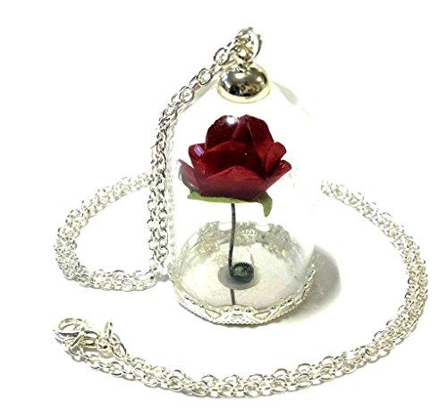 Beauty Beast Under Pendant Necklace