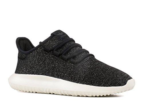 adidas Originals Damen Tubular Shadow W Sneaker Schwarz Schwarz