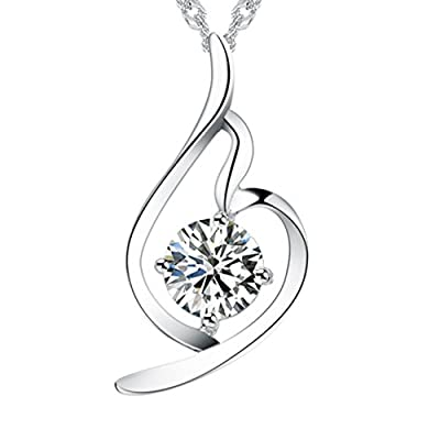 Princess Aurora [Melody of Dream] Sterling Silver Pendant Necklace