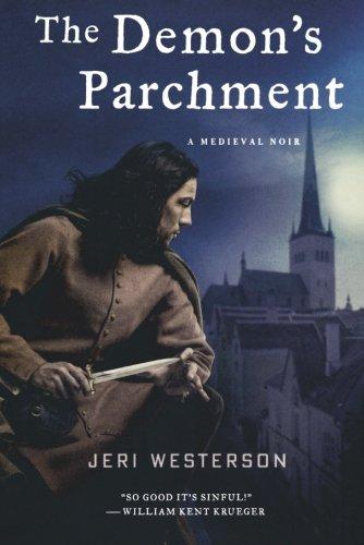 The Demon's Parchment: A Medieval Noir (The Crispin Guest Novels) PDF