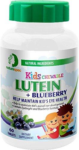Eye berry vitamins