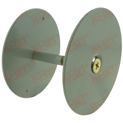 NuSet Door Hole Cover Plate, (Door Hole Cover)