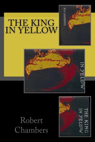 king in yellow pdf