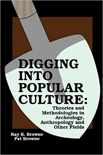 Anthropology Theories and Methodologies in Archeology Digging into Popular Culture and Other Fields