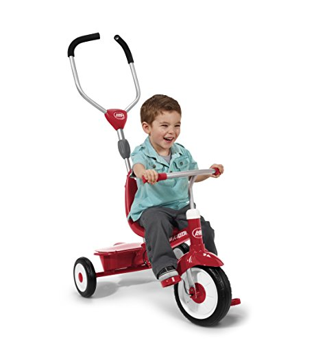 Radio Flyer 4-in-1 Trike, Red