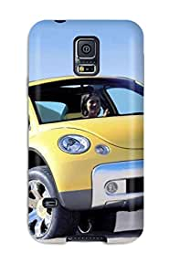 Galaxy S5 Well-designed Hard Case Cover 2000 Volkswagen New Beetle Dune Concept Protector