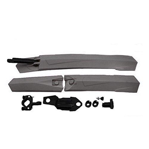 Xiaokesong® MTB Fahrrad Fender vorne und hinten Spritzschutz Set Fahrrad Schutzbleche