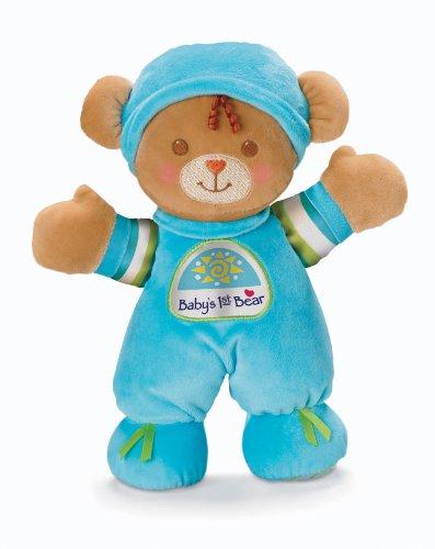 Fisher-Price Brilliant Basics Babys 1st Bear