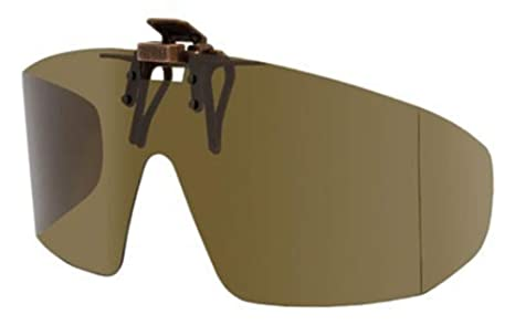 Up Wrap Control Flip X Clips Polarized 55mm High140mm Sunglasses WideShade Plastic Brown Clip G On Style 65mm Wide fvb6IY7mgy