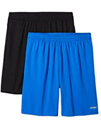 Men's 2-Pack Loose-Fit Performance Mesh Shorts