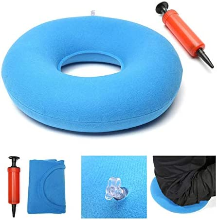 Amazon.com: Cojín Donut de 13.0 in Inflable Anillo ...