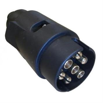 BITS4REASONS Maypole New Model MP21B 12N Type 7 PIN Plastic Plug