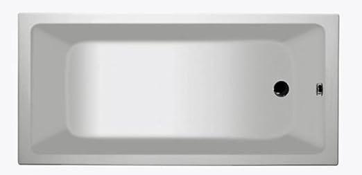 Keramag Badewanne Renova Nr 1 657370 170x75cm Weißalpin