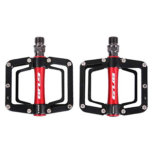 - Car accessories - 1 Pair GC010 Bicycle Pedal Aluminum Alloy Mountain Bike Pedals Road Cycling Bearing Pedals Bicycle Parts,1159818mm
