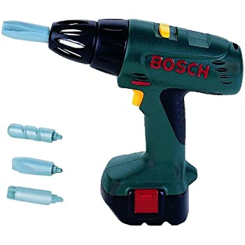 amazon com theo klein bosch toy drill toys games rh amazon com Bosch Tools Bosch Cordless Tools