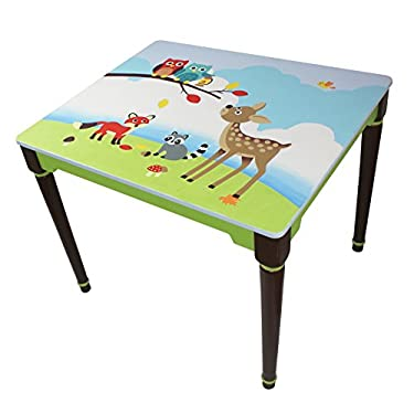 Mesa-infantil-de-madera-Enchanted-Woodland-Fantasy-Fields-sin-sillas-TD-11739A