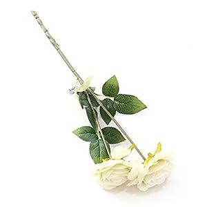 Artificial Roses Artificial Flowers Silk Flowers 10