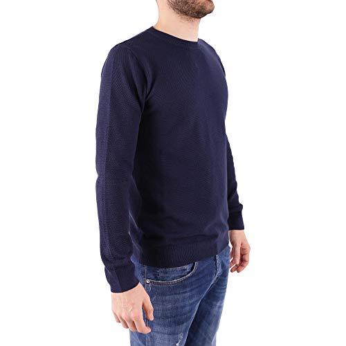 Hombre Daniele Df031524 Fiesoli Algodon Azul Ropa Y4q5wg