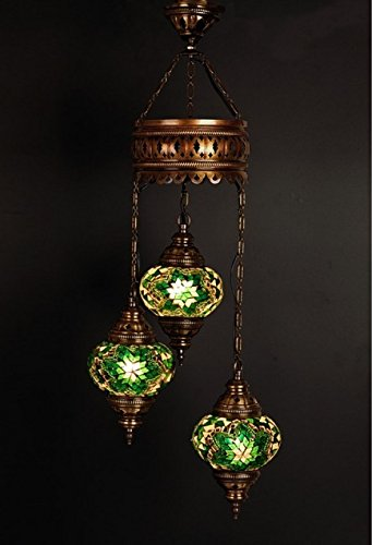 Large Moroccan Pendant Lighting in US - 1