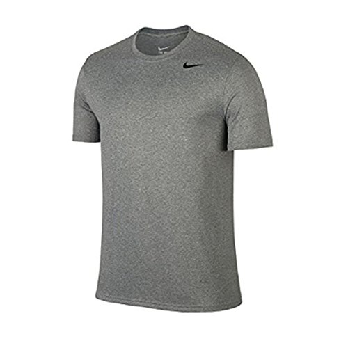 Nike Legend 2.0 Men's Dri-Fit Athletic T-Shirt Gray Size L