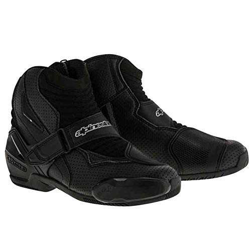 Alpinestars SMX-1 R Vented Boots (48) - 1 Smx Shoes Riding