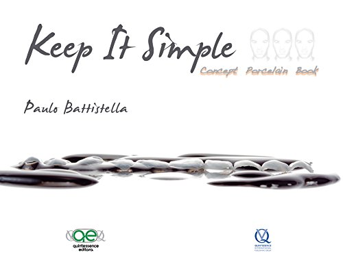 Keep It Simple: Concept Porcelain Book by Quintessence Pub Co