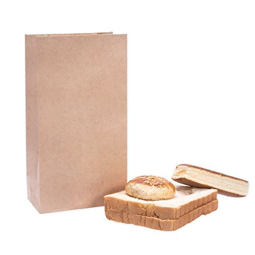 Halulu Brown Paper Lunch Bags product image