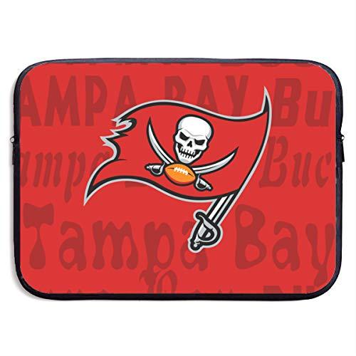 (Jacoci Custom Tampa Bay Buccaneers Laptop Computer Sleeve Bag Neoprene Notebook Carrying Case Handbag)