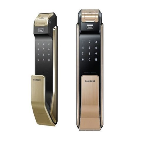 2014 Samsung Ezon Shs P910 Fingerprint Digital Door Lock