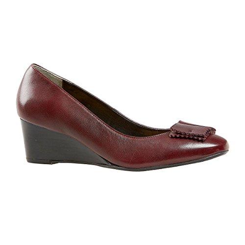Van Dal - Zapatos de vestir de Piel para mujer rojo Red