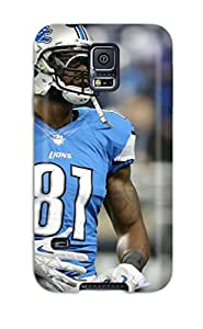 Best New Tpu Hard Case Premium Galaxy S5 Skin Case Cover(calvin Johnson)