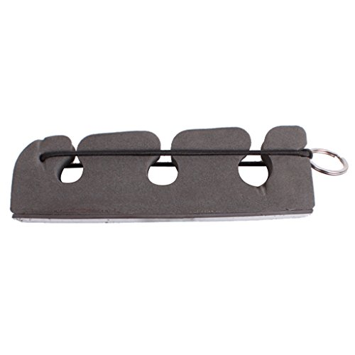 Rod Holders Magnetic (Baosity Portable Sea Fly Fishing Magnetic Car Fly Rod Stand Holder Rack Accessories)