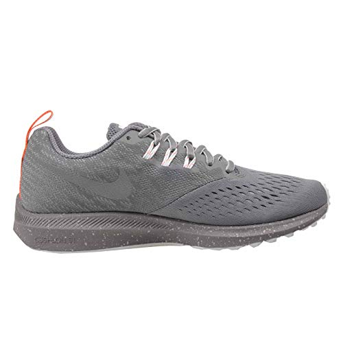 Running Shield Scarpe Multicolore wolf Nike Winflo Grey 004 Grey 4 cool Grey Donna Cool Zoom mtlc Wmns 16qqIXY