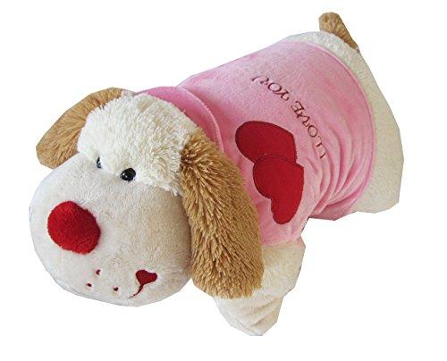 Puppy Zoopurr Stuffed Animal Pillow