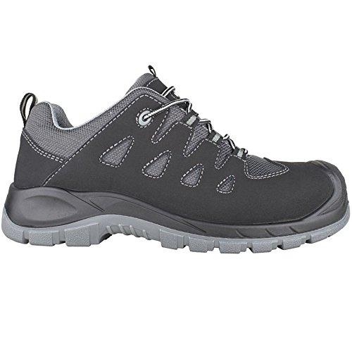 S3 Chaussures Noir 38 Taille Phantom Tg8046038 Sécurité Toe Src De Guard Ywfxg
