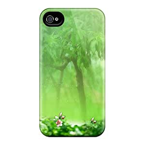 Green Spring Trees Retail Packaging cell phone case stylish Attractive iphone6 iphone 6