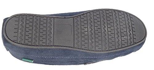Pantuflas Azul Dunlop Mocasines Lewis Estilo Marino De Para Hombre 4P4qOxa
