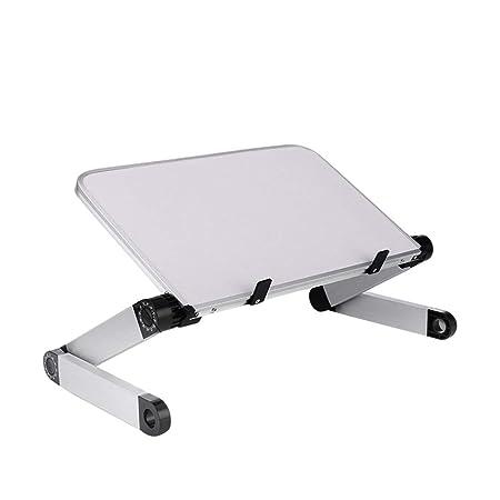Haobing Ajustable Mesa Portátil para Sofa o Cama para pc portatil ...