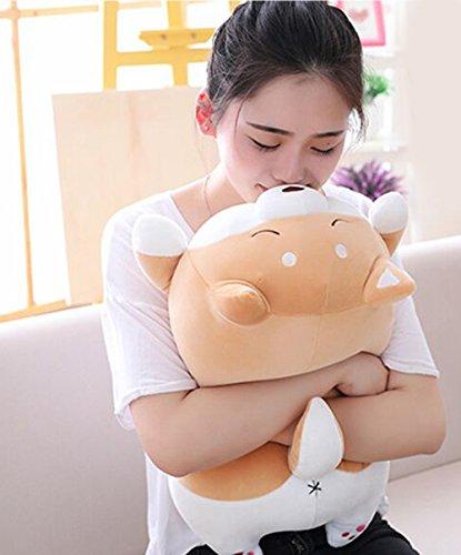 Shiba Inu Pillow - Kawaii Dog Plush Pillow 5